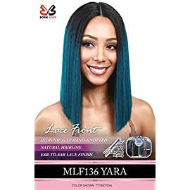 Bobbi Boss MLF136 Yara Lace Front Wig Color (1)