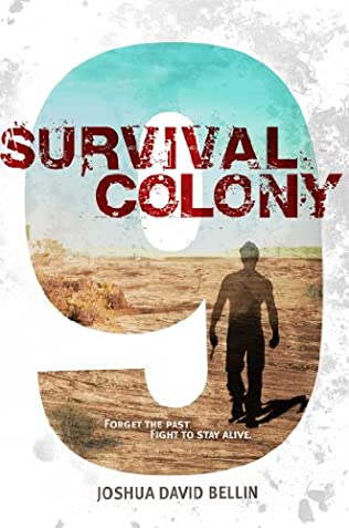 book cover of Survival Colony 9
