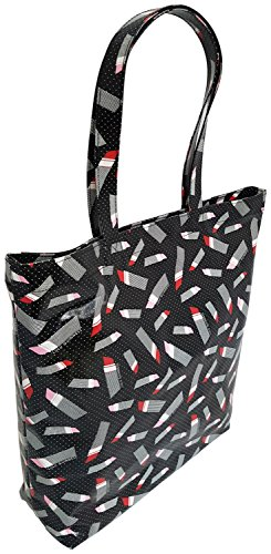 Bag Guinness Laminate Dot Lulu Lily RRP Shopper 00 Pin Large Lipstick Tote £55 SqFzqRgw