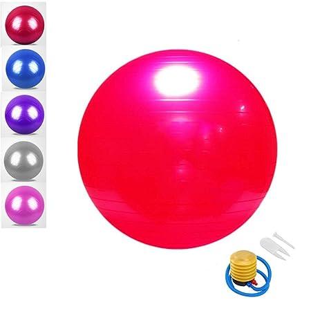 ZENWEN Equilibrio Yoga Ball Mujer Embarazada Sports Ball ...