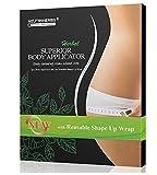 Neutriherbs 45 Min Ultimate Body Wraps Applicator (5) Plus Bonus Slimming Shape Up