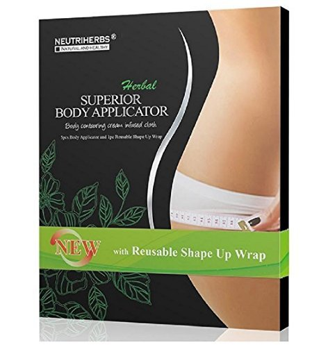5 Body Wraps Ultimate Applicators It works to Tone Tighten F