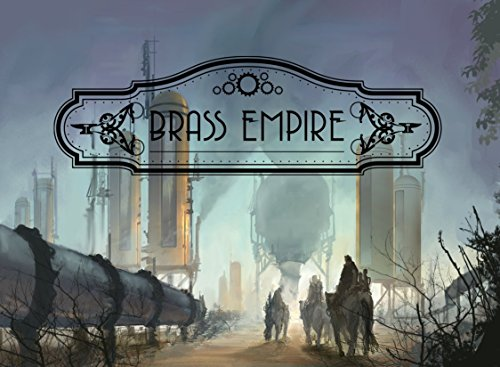 Brass Empire Card Game by Brass Empire