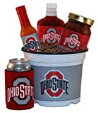 Ohio State University Tailgate Grilling Gift Basket Small