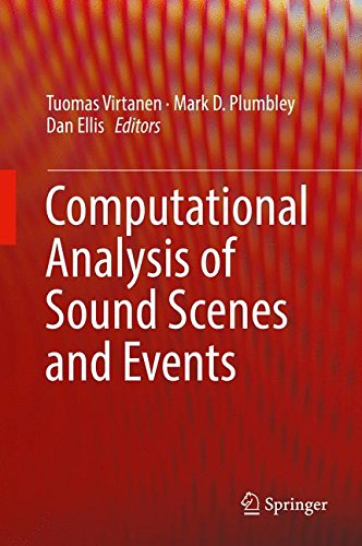 Computational Analysis of Sound Scenes and Events by Springer