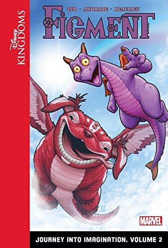 Disney Kingdoms Figment 2: Journey into Imagination pdf