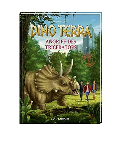 Angriff des Triceratops: Dino Terra (Bd.3)