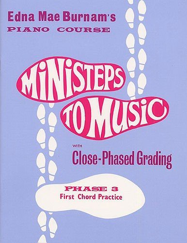 Ministeps To Music Phase Three: First Chord Practise PDF