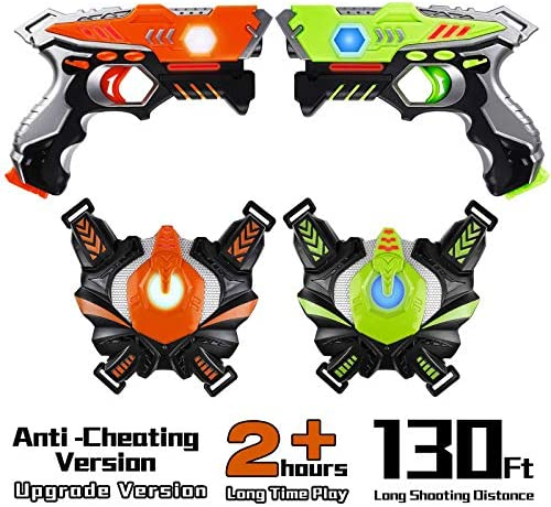 HISTOYE Adults Multiplayers Outdoor Blaster product image