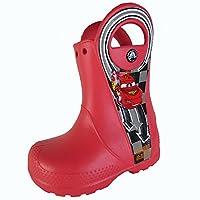 Crocs 14809 Hndle Mcqueen Boot (Toddler/Little Kid)
