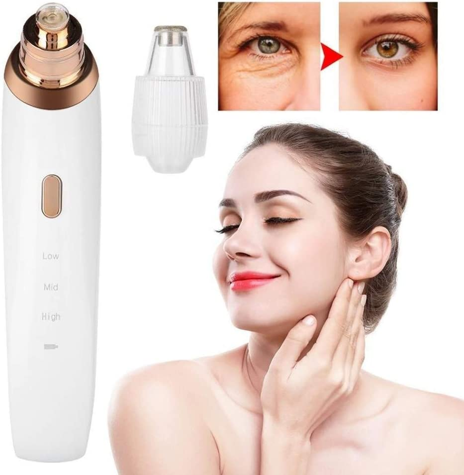 Blackhead Remover Pore Aspiradora Extractor de acn Eliminación de ...