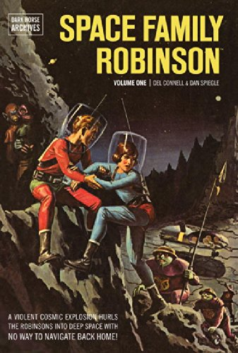 Download Space Family Robinson Archives Volume 1 (Dark Horse Archives: Space Family Robinson) pdf epub