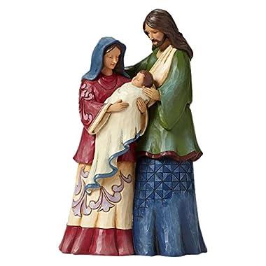 Jim Shore Figure Holy Family