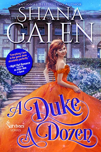 A Duke a Dozen (The Survivors Book 6)