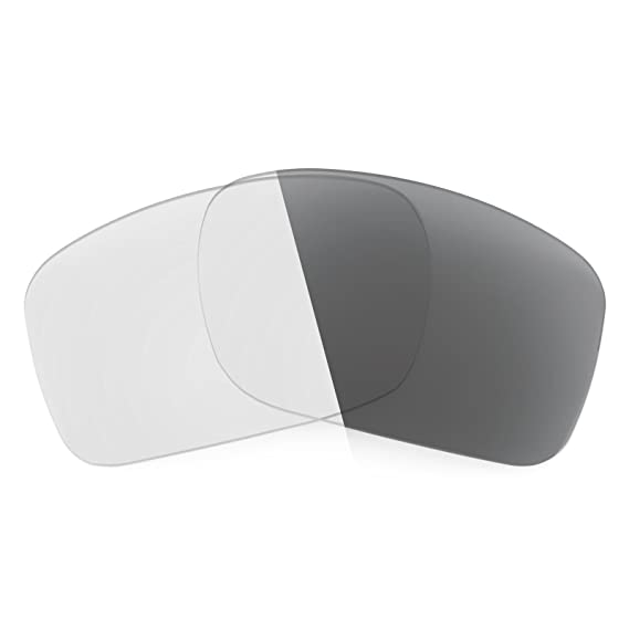 4521458df9 Revant Replacement Lenses for Oakley Turbine Elite Adapt Grey Photochromic   Amazon.co.uk  Clothing