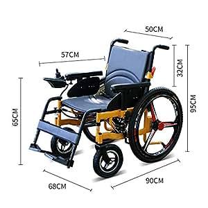 Silla de ruedas eléctrica inteligente, silla de ruedas ...