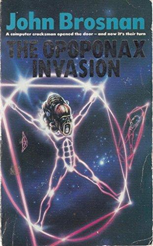 book cover of The Opononax Invasion