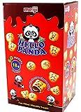 Hello Panda Chocolate Creme Filled Cookies Jumbo Box - 32 Bags (32 - .75 Oz Bags = 24 Oz)