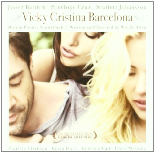 Vicky Cristina Barcelona by Soundtrack (2008-08-12)