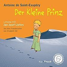 Der Kleine Prinz Hörbuch von Antoine de Saint-Exupéry Gesprochen von: Jan Josef Liefers