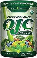 Certified Organic Juice Cleanse (OJC) 8.46oz - Apple Surprise - 30