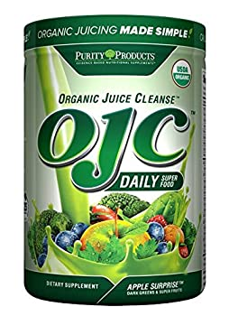 Purity Products Certified Organic Juice Cleanse