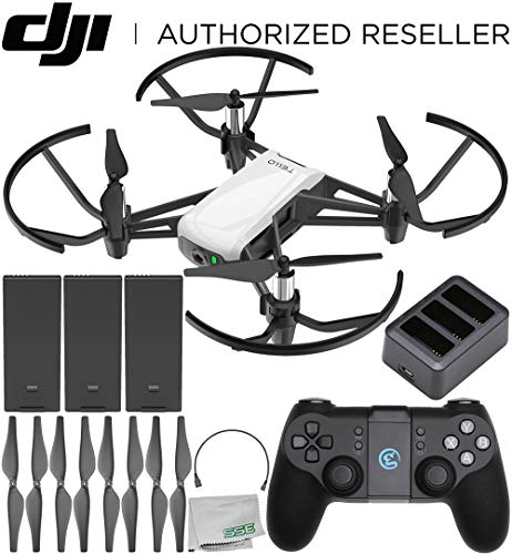 Ryze Tech Tello Quadcopter Boost Combo with GameSir T1d Bundle