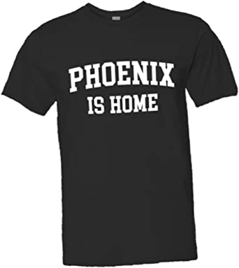 Toddler Phoenix Arizona is Home Born in from HQ Tee Shirt