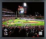 "Citizens Bank Park Philadelphia Phillies 2008 World Series MLB Stadium Photo (Size: 12"" x 15"") Framed"
