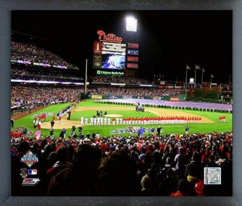 Citizens Bank Park Philadelphia Phillies 2008 World Series MLB Stadium Photo (Size: 17