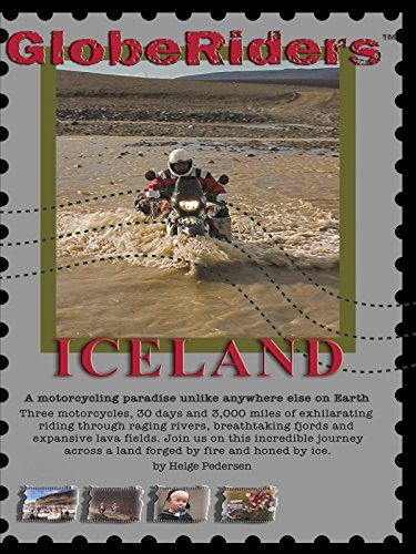 GlobeRiders - Iceland Adventure - A Motorcycle Tour of Iceland