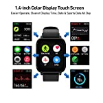 Smart Watch, Fitness Tracker with IP67 Waterproof, Heart Rate Monitor, Sleep Monitor, Smart Band, Step Counter,1.4 Inch… 11