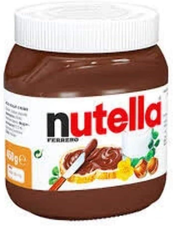 Nutella Crema Cacao y Avellanas 450 g