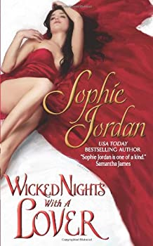 Wicked Nights With a Lover 0061579238 Book Cover