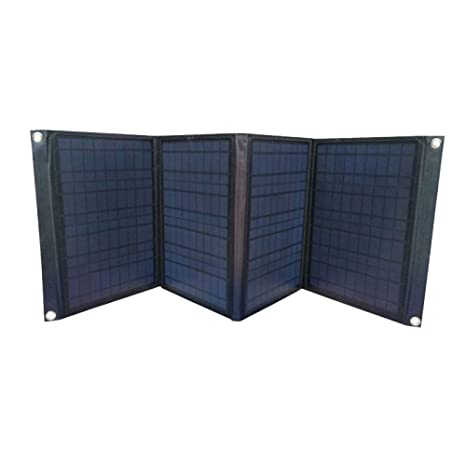 WYYF Cargador Solar 40W Panel Solar Plegable para Tableta ...