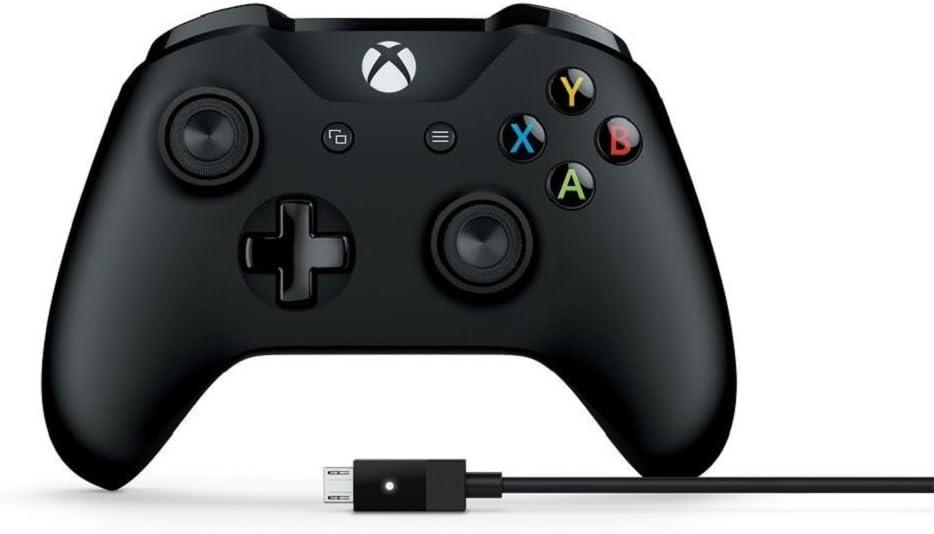 マイクロソフト ゲームコントローラー Bluetooth/有線接続/xbox one/Windows対応