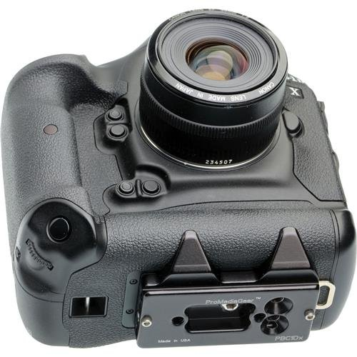 ProMediaGear Bracket Plate for Canon EOS-1D X, and EOS-1D X Mark II