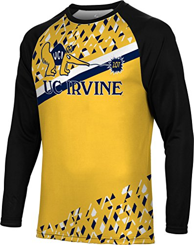 Spectrum Sublimation Men's University of California Irvine Brilliant Long - Spectrum Irvine Shops
