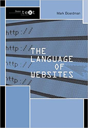 Amazon The Language Of Websites Intertext 9780415328531