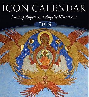 Amazon com : Calendar 2019 (on a Spiral)  Orthodox Calendar 2019
