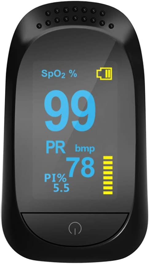 Activity Tracker Real-time Tracking and Monitoring Fitness and Activity Monitor Rofeer Blood Oxygen Body Health Monitor