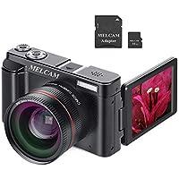 Digital Camera Video Camcorder, Full HD 1080P 24.0MP...