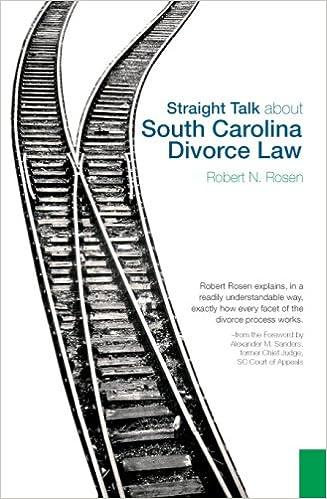 Amazon straight talk about south carolina divorce law amazon straight talk about south carolina divorce law 9781596293168 robert n rosen books solutioingenieria Images