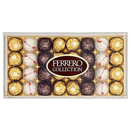 Ferrero Rocher Colección 32 Piezas 349g