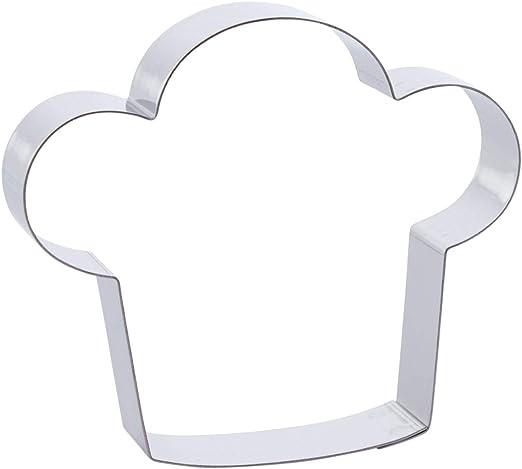 Cutter Weet 1 Cortadores para Galletas – Gorro de Cocina, de Acero ...