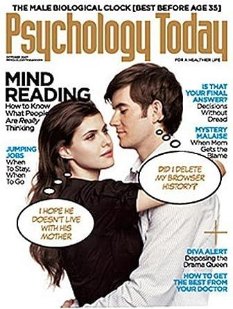Psychology Today: Amazon com: Magazines