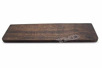 npkc reposamuñecas de madera para 60% TKL tamaño completo teclado mecánico para juegos de escritura equilibrio: Amazon.es: Electrónica