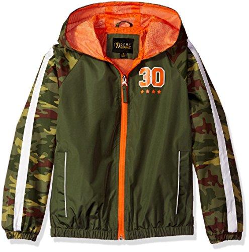 Reversible Colorblock Jacket - 5