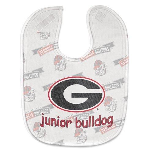 Georgia Bulldogs Official NCAA Infant One Size Baby (Georgia Bib)
