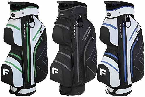 Forgan GolfDry 9.5 Waterproof Golf Cart Bag
